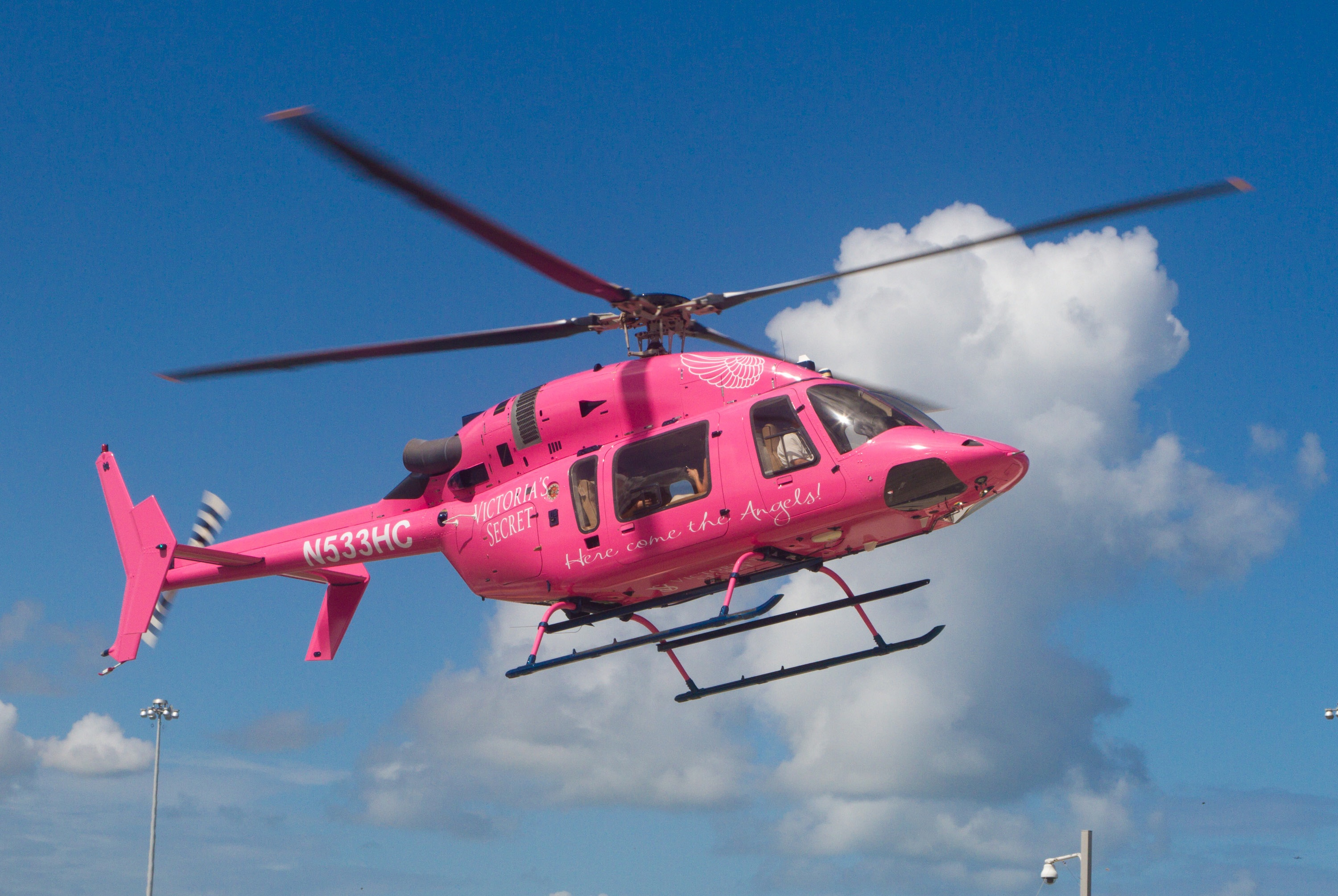 [victorias-secret-puerto-rico-store-opening-helicopter]